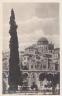 Jerusalem The Great Synagogue Holy Land Israel Palestine, C1920s/30s Vintage Real Photo Postcard - Israel