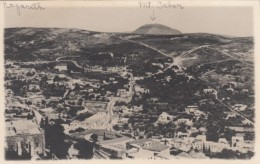 Nazareth & Mt. Tabor View Of Town, Holy Land Israel Palestine, C1920s/30s Vintage Postcard - Israel