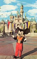Cart. - Disneyland - It All Started With A Mouse - Anaheim