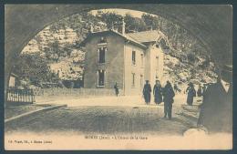39 MOREZ L'Octroi De La Gare - Morez