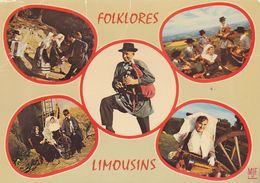 CPA - CPSM - 87 - Folklore Limousin - GF.171 - France