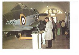 Aviation Avion Seconde Guerre Mondiale Biplan Hope Faith Charity Ile De Malte Defense Musée Fort St Elmo - 1939-1945: 2. Weltkrieg