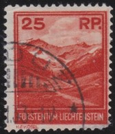 Liechtenstein       .     Yvert  .        111    .       O      .         Gebruikt  .     /   .   Cancelled - Liechtenstein
