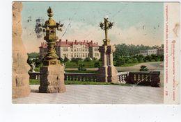 STANFORD, California, USA,  Chemistry Building, Stanford University, 1908 UB Mitchell Postcard - Etats-Unis