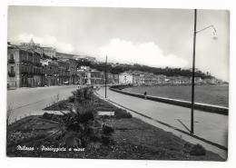 MILAZZO - PASSEGGIATA A MARE    VIAGGIATA FG - Messina