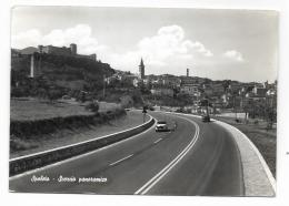 SPOLETO - SCORCIO PANORAMICO   VIAGGIATA FG - Perugia