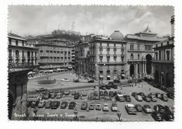 NAPOLI - PIAZZA TRENTO E TRIESTE VIAGGIATA FG - Napoli (Naples)