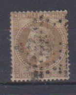 N 30 / 30 Centimes Brun / Oblitéré - 1863-1870 Napoleon III With Laurels