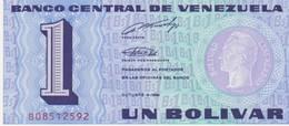 Rox Venezuela 1 Boliva 1989 FDS - Venezuela