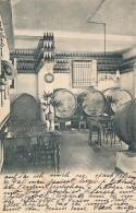 "T.226.  Un Saluto Da NERVI - ""Bottiglieria Cesare Olivari"" - 1908 - Genova (Genoa)"