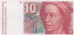 Rox Svizzera 10 Franchi FDS - Switzerland