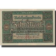 Allemagne, 10 Mark, 1920, KM:67a, 1920-02-06, SPL+ - [ 3] 1918-1933 : Weimar Republic
