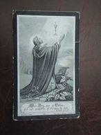Oorlogslachtoffer Denis Ducourant Né à Saint-Jans-Cappel Tombé Au Champ D'Honneur De Verdun 1916  (2scans) - Religion & Esotérisme