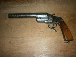 Pistolet Lance Fusée HEBEL Neutralisé - 1914-18