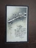 Oorlogslachtoffer Georges Ducourant Né à Saint-Jans-Cappel Mort Pour La France à  Boirieux ( Aisne ) 1917  (2scans) - Religion & Esotérisme