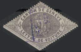 SVIZZERA - HELVETIA - (Vedere Fotografia) (See Photo) Poste Cantonali - 1843-1852 Poste Federali E Cantonali