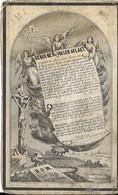 DP Petrus DE SCHUTTER Geboren En Overleden Te ERPE Bij AALST 1.7.1860 - Drukkerij BYL Aalst - Religion & Esotérisme