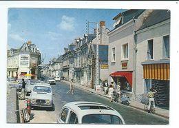 49/ MAINE Et LOIRE...SAINT MATHURIN. La Rue Nationale.. AUTOS Anciennes: 4L, Peugeot 404.. - Frankreich
