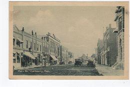 PENETANGUISHE, Ontario, Canada, Grand Trunk RR Station / Depot,,  Pre-1919 RPPC - Ontario