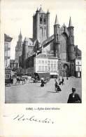 Gand. - Eglise Saint-Nicolas. (1906) - Gent