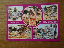Gambia , Banjul The Gambia , Multi-vues - Gambia