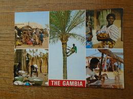 Gambia , Banjul The Gambia , Multi-vues - Gambie