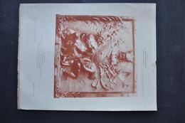 LA DECORATION ANCIENNE ET MODERNE DE MOTIFS D' ARCHITECTURE ET DE SCULPTURE VAE VICTIS SUR LE CUIRASSE LE BRENNUS - Documentos Antiguos