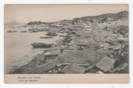 03699 Chemulpo Incheon Bay Marina Pier Russian Edition - Corée Du Sud