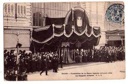 0612 - Paris - Funérailles De La Reine Isabelle ( 12 Avril 1904 ) - La Chapelle Ardente - G.L.C.éd. - - Funeral