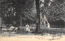 Jardin De L'Antverpia. - Vieux-Dieu. - Oude-God. - Mortsel