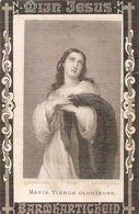 DP. CLAUDINA VERSTRAETEN ° ST. NIKOLAAS 1802 - + 1878 - Religion & Esotérisme