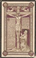 DP. ZUSTER AEMILIA (MARIA QUILLET) ° GENT 1850 - + 1921 - Religion & Esotérisme