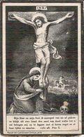 DP. ISIDOOR CLAPDORP ° ZELE 1829  - 1908 - Religion & Esotérisme