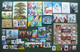Poland 2014 - Used (o) - Complete Year Set Of 63 Stamps + 15 Blocks - Full , Pologne Polonia Polen --- Ro - Pologne