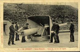71 LE CREUSOT / USINES SCHNEIDER / A 108 - Le Creusot