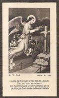 DP. JOANNES DE WINTER ° ST-NIKLAAS 1863 - + 1937 - Religion & Esotérisme