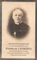 DP. E.H. STANISLAS LAUWERYS ° NINOVE 1853 - + AALST 1928 - Religion & Esotérisme