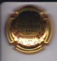 PLACA DE CHAMPAGNE GOSSET (CAPSULE) - Gosset