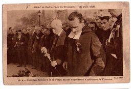 0617 - Paris ( VIIIe ) - Manifestations : Drac Et Pac à L'Arc De Triomphe ( 20 Juin 1926 ) - Film Drac - N°4 - Demonstrations
