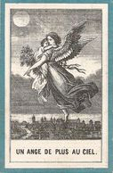 DP.ERNEST DEVAUX ° MALINES 1888 - + 1889 - Religion & Esotérisme