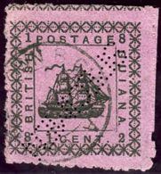 British Guiana. SG #162. Unused. * - Guyana Britannica (...-1966)