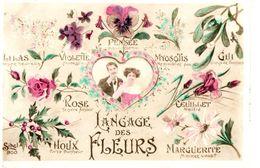 Langage Des Fleurs - Fiori