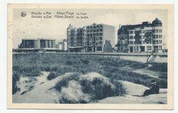 KNOKKE KNOCKE Albert Plage  Zeedijk - 1933 Verstuurd - Knokke