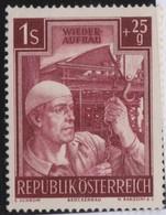 Osterreich     .     Yvert  .     796      .     **    .          Postfrisch  .     /   .    Postfris - 1945-.... 2. Republik