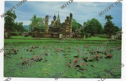Thailand - Maha That  Sukhothai - Tailandia