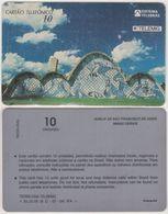 51/ Brazil; Telebras, P9. Church In Minas Gerais, INT - Brésil