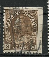 Canada 1918 3 Cent Admiral Issue  #108as - 1911-1935 Reign Of George V