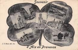 13 - Souvenir D'AIX-en-PROVENCE - Aix En Provence