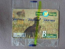 SPAIN Chip Phonecard MINT Fauna Iberica - Spain