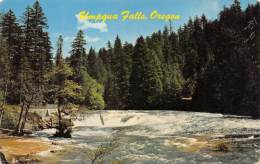 Umpgua Falls - Oregon - Etats-Unis